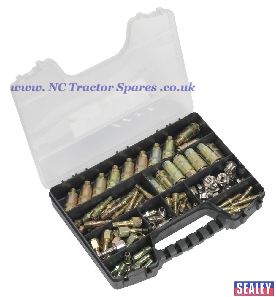 Air Coupling Kit 110pc